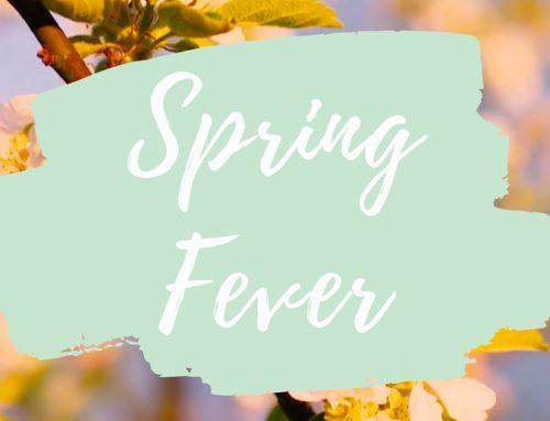 Spring fever in rabbits